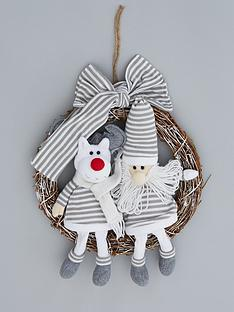 novelty-character-christmas-wreath