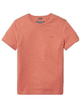 Tommy Hilfiger Tommy Hilfiger Boys Essential Flag T-Shirt - Red Picture