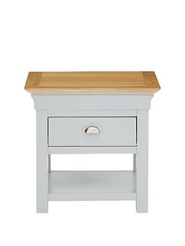 Very Seattle Ready Assembled Storage Lamp Table Picture