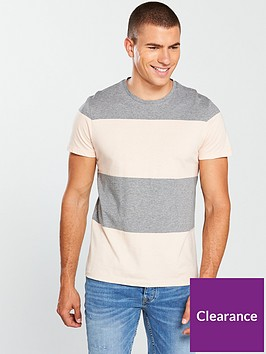 v-by-very-mens-block-stripe-t-shirt-pinkgrey-marl