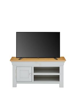 Very Seattle Ready Assembled Tv Unit - Fits Up To 42 Inch Tv Picture