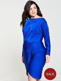 ax-paris-curve-slinky-off-shoulder-bodycon-midi-dress-cobalt-blue