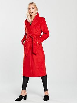 lost-ink-belted-longline-classic-coat-rednbsp
