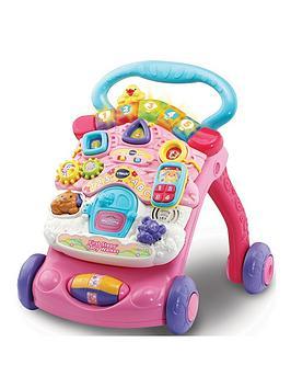 Vtech Vtech First Steps Baby Walker - Pink Picture