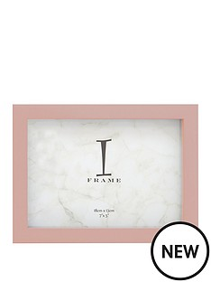 iframe-pink-photo-frame