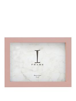 iframe-pink-photo-frame