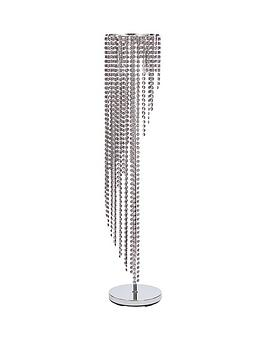 Very Crystal Style Floor Lamp Picture