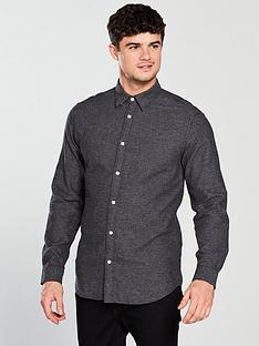 selected-homme-long-sleeve-andrew-shirt-dark-grey