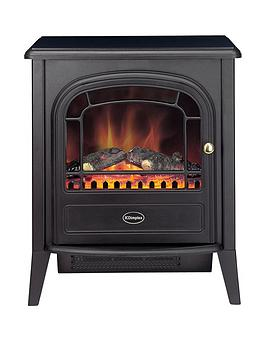 dimplex-club-clb20e-2kw-electric-fire-stove-with-remote-control