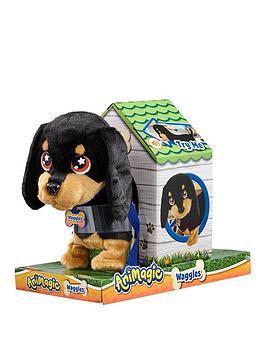 AniMagic  Animagic Waggles My Wigglin Walkin Pup
