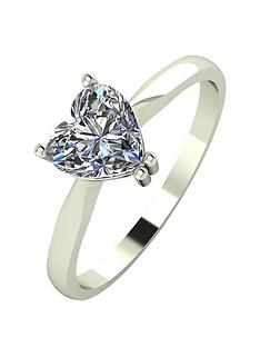moissanite-18-carat-white-gold-1-carat-heart-cut-engagement-ring