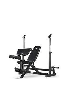 marcy-deluxe-olympic-weight-bench-with-squat-rack