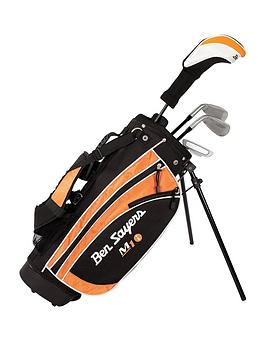 ben-sayers-m1i-junior-golf-package-set-with-stand-bag-5-8-year-olds
