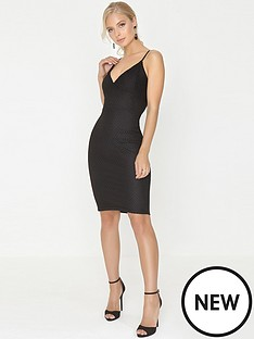 girls-on-film-strappy-plunge-bodycon-midi-dress-blacknbsp