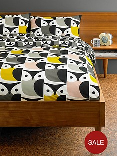 orla-kiely-house-big-owl-cottonnbspduvet-covernbsp