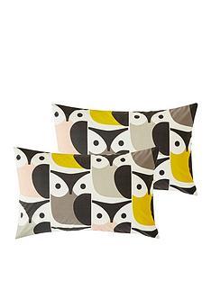 orla-kiely-house-big-owl-100-cotton-pillowcases-pair
