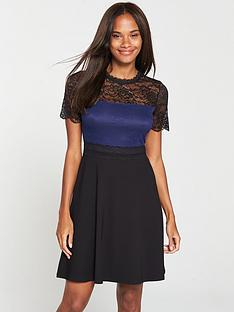 v-by-very-layered-lace-skater-dress-midnightnbsp