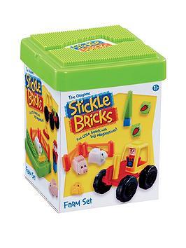 Stickle Bricks Stickle Bricks Farm Set Picture