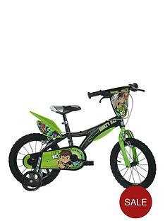 ben-10-14inch-bike