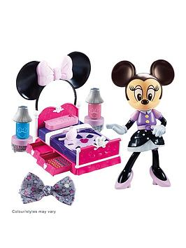 Minnie Mouse Minnie Mouse Sleepover & Nail Party Set Picture
