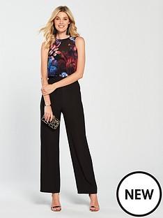 little-mistress-floral-printed-jumpsuit-black