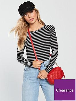 v-by-very-long-sleeve-raglan-top-stripe