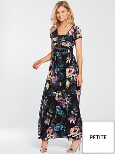 little-mistress-petite-floral-maxi-dress