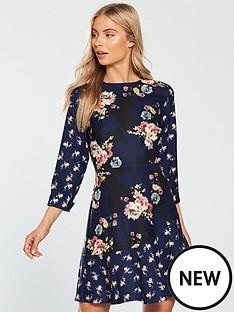 little-mistress-floral-shift-dress-mixed-print