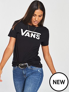 vans-flying-v-t-shirt-black