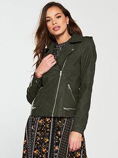 vero-moda-world-short-suedette-jacket-greynbsp