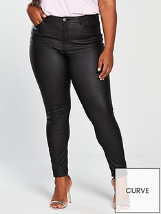 junarose-slim-coated-jeans