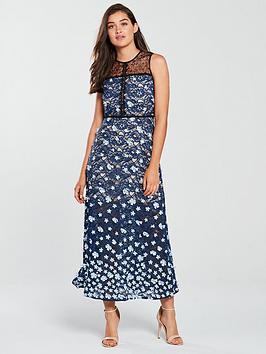 foxiedox-felicia-floral-midi-dress