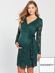 mama-licious-maternity-mivana-woven-lace-wrap-dress-mediterranianbsp
