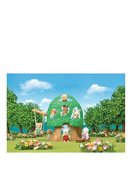 Sylvanian Families Sylvanian Families Baby Tree House Picture
