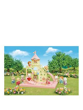 Sylvanian Families Sylvanian Families Sylvanian Families Baby Castle  ... Picture