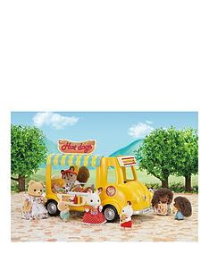 sylvanian-families-hot-dog-van