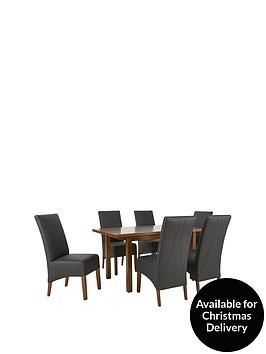 mccauley-120-150-cm-solid-wood-extending-table-6-chairs-blackwalnut