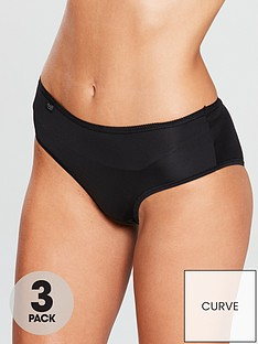 sloggi-3-pack-247-micro-fibre-hipster-black