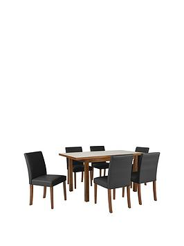 morris-120-150-cm-solid-wood-extending-table-6-chairs-blackwalnut