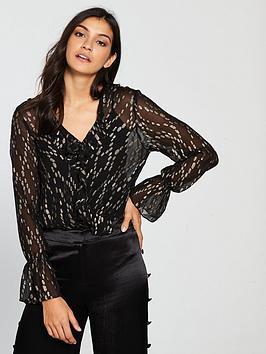 v-by-very-jacquard-bodysuit-black