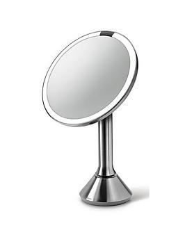 Simplehuman Simplehuman 20 Cm Sensor Mirror &Ndash; Stainless Steel Picture