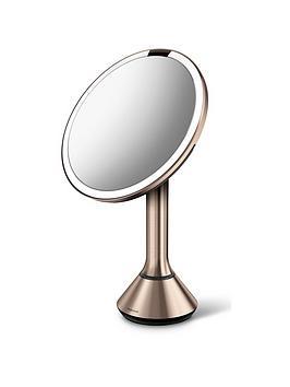 simplehuman-20-cm-sensor-mirror-ndash-rose-gold