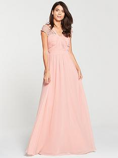 v-by-very-bridesmaid-wrap-front-maxi-dress-blush