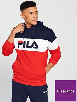 fila-black-line-rayton-logo-hoodie