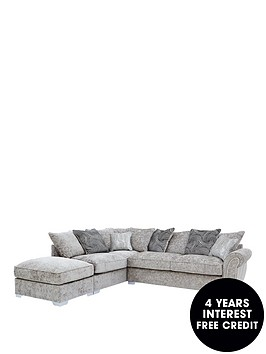 fabric-left-hand-scatter-back-corner-chaise-sofa-footstool