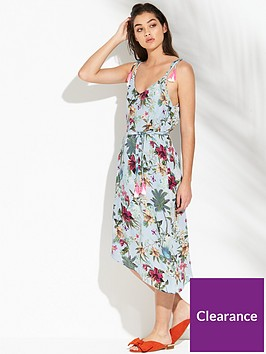 river-island-river-island-floral-asymmetric-beach-dress
