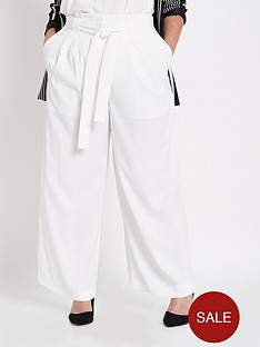 ri-plus-wide-leg-trouser-white