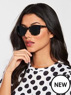 emporio-armani-rectangle-sunglasses-tortoiseshell