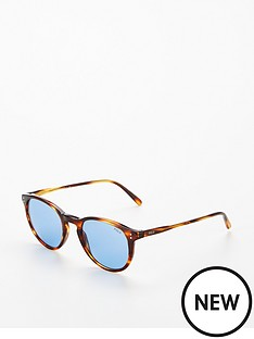 ralph-lauren-blue-lens-oval-sunglasses