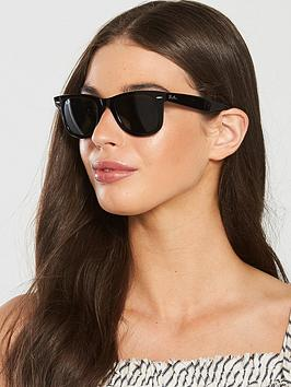 Ray-Ban Ray-Ban Classic Wayfarer Sunglasses - Black Picture